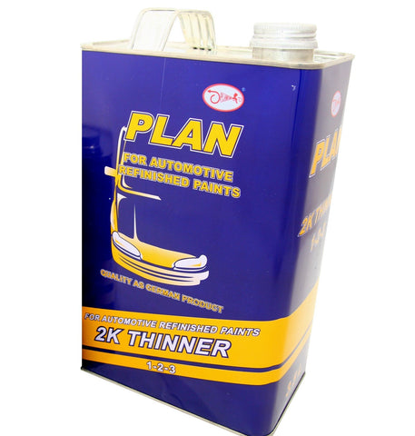 PLAN 123 - 2K Thinner - Slow - 4L