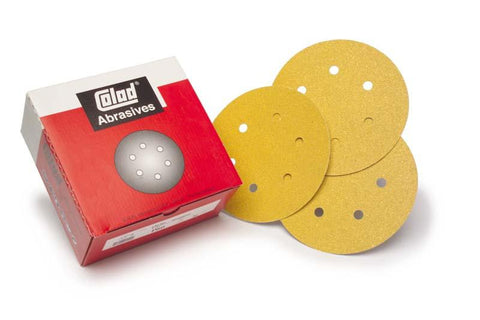 Colad 150mm Velcro Sanding Disc P1000 (x100)