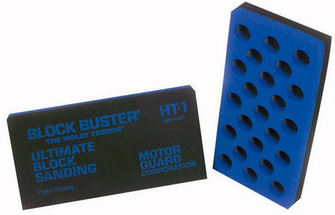 Autoline Holey Terror Sanding Block