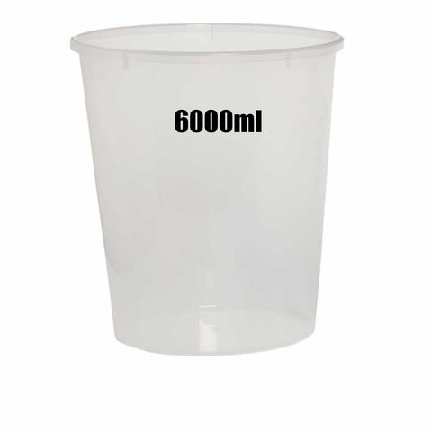 Colad Mixing Cup - 6000ml  (Single)