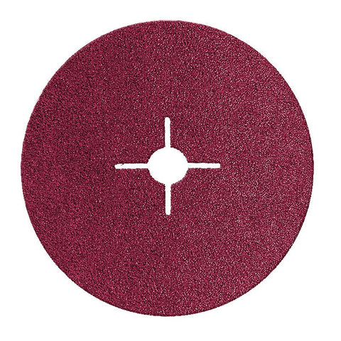 115mm Zirconia Fibre Disc -  P80