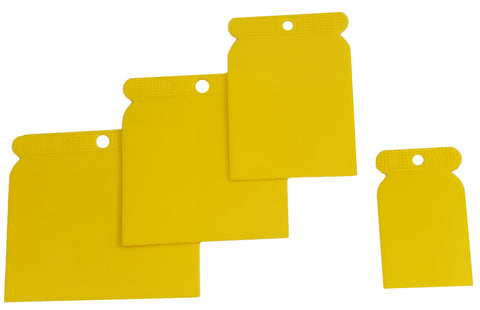 Plastic Bog Spreaders - 4pc