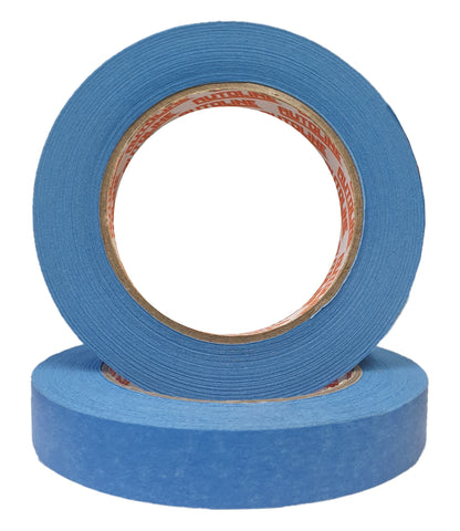 Autoline Blue 18mm Masking Tape - SINGLE