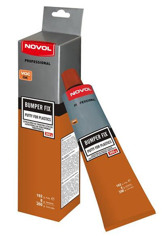 Novol Bumper Fix - Putty for Plastics (200g)