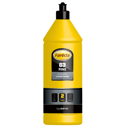 G3 Fine Finishing Compound - 1L
