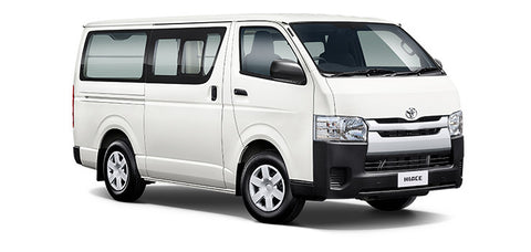 Respray Kit - 30L Toyota Hiace Paint Respray Kit