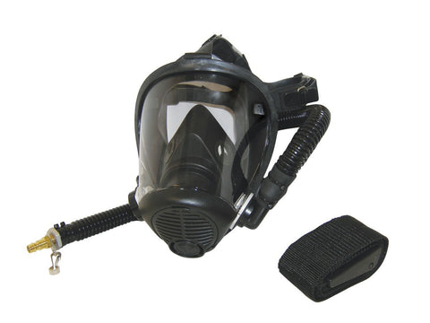 Safety Equipment - SAS Opti-Fit Supplied-Air Fullface Respirator Medium