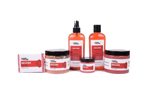 SECURE SHIFT KIT - ROOT CHAKRA