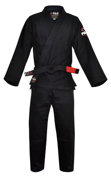 Fuji sports All Around BJJ Gi beginner black front