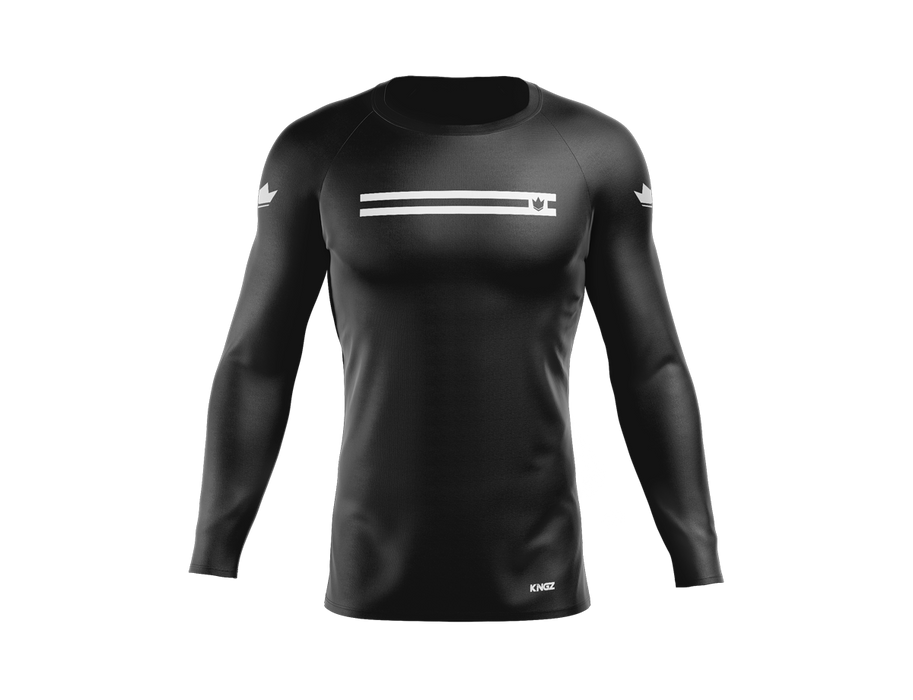 Kingz Sport Ranked Rashguard Long Sleeve