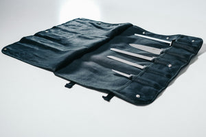 12 Pocket Knife Roll