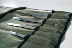 Knife Rolls for Chefs