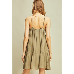 Criss Cross Sundress