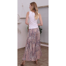 Load image into Gallery viewer, Coral Peach Palazzo Pants
