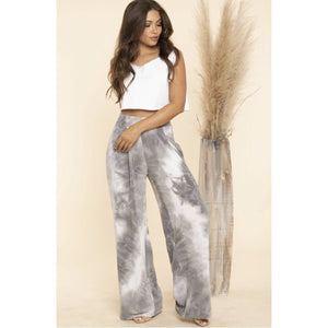 Tie-Dye French Terry Pants