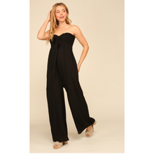 Load image into Gallery viewer, Smocked Tube Top Jumpsuit