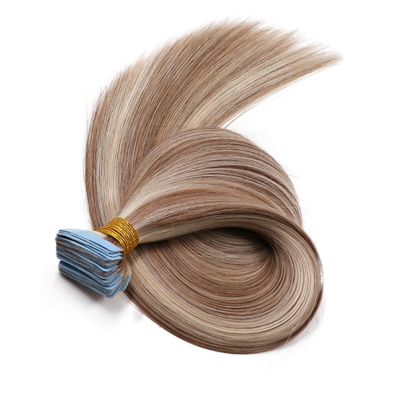 Luxurious European Remy Tape Hair Extensions