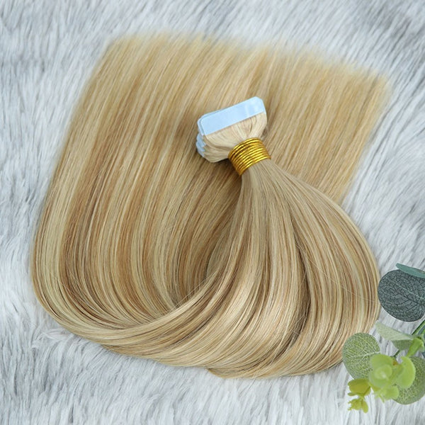 Luxurious Remy Tape Hair Extensions