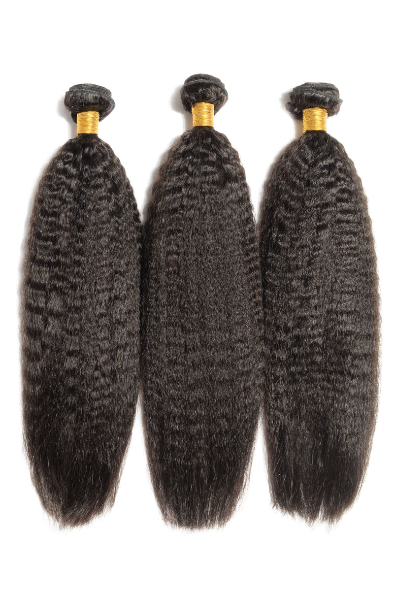 Luxurious Virgin Remy Yaki Straight Wave