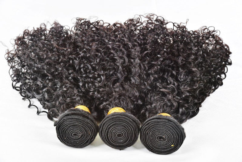 3pcs hair Bundle & closure