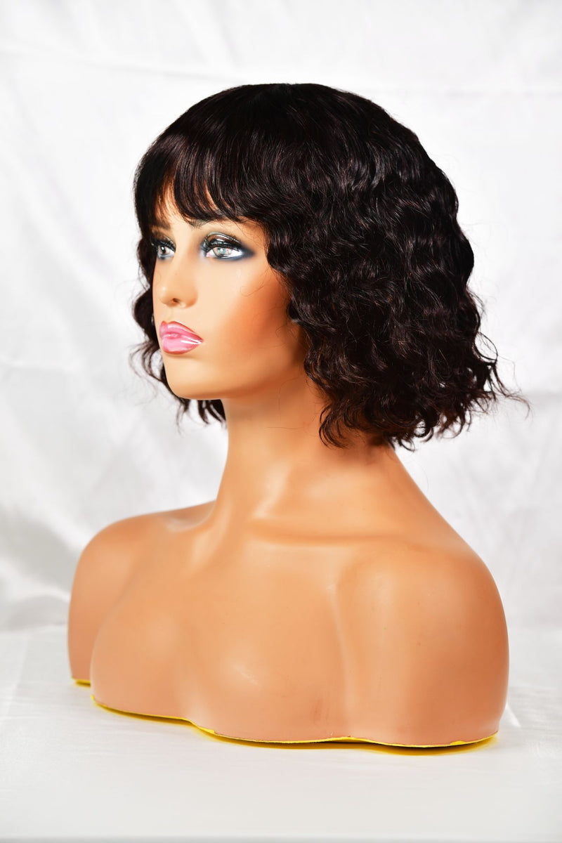 Boss Chick 100% Human Hair Wig