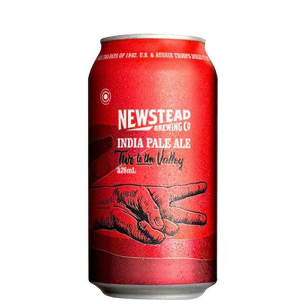 Newstead Two to the Valley Indian Pale Ale Cans 375ml - Pack of 24