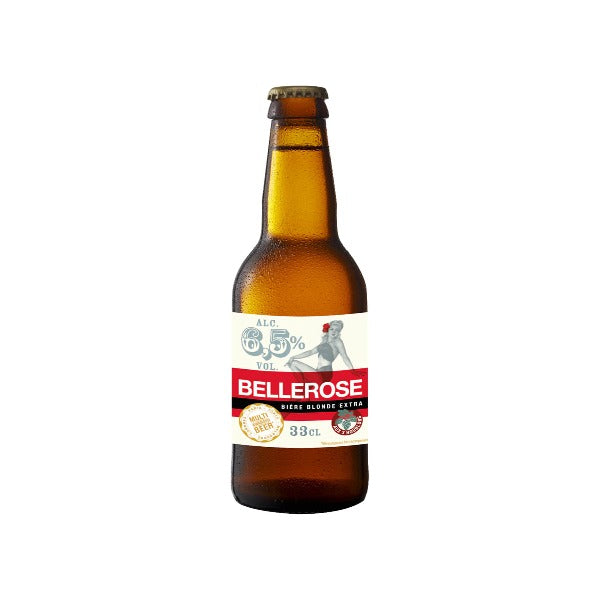 Bellerose Blonde Beer Bottles 330ml