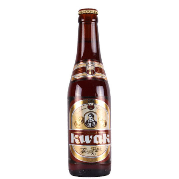 Kwak Amber Ale Bottles 330ml - Pack Of 24
