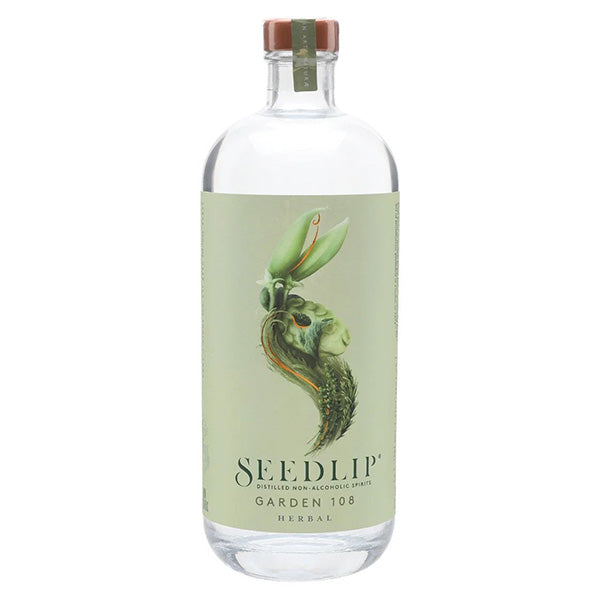 Seedlip Garden 108 Non-Alcoholic Spirit 700ml