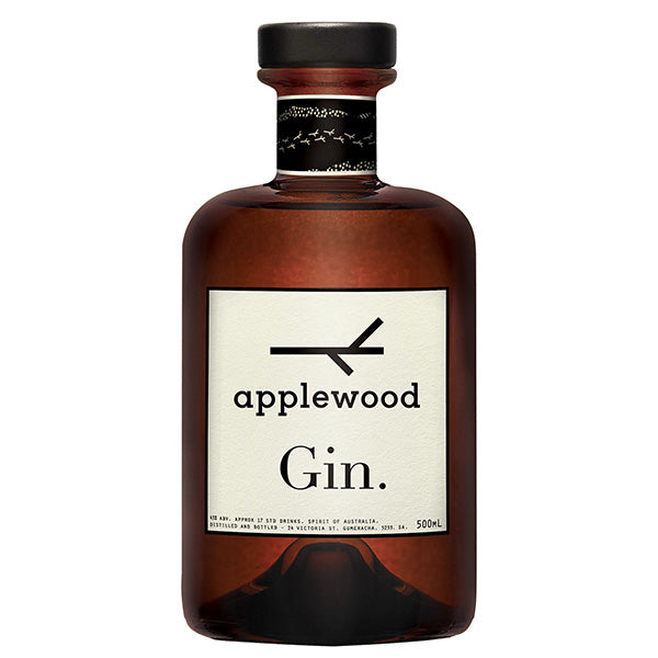 Applewood Gin Bottles 500ml - Pack of 6