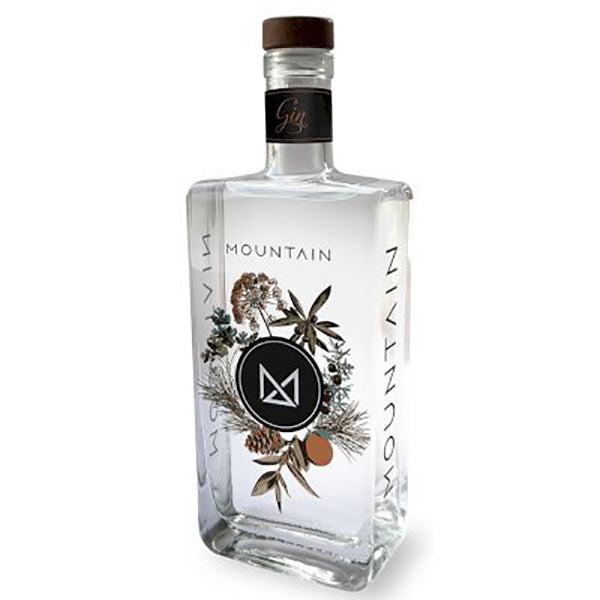 Mountain Distilling Gin Bottle 500ml