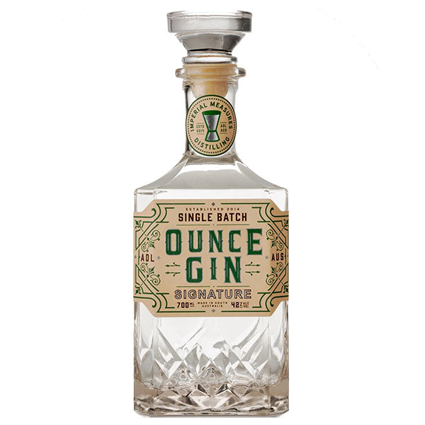 Imperial Measures Distilling IMD Ounce Gin Signature South-Australia 42% 700ml