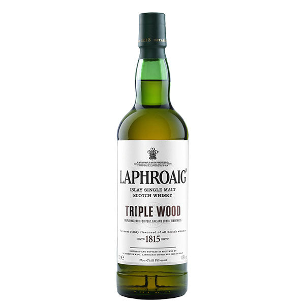 Laphroaig Triple Wood Scotch Whisky 700ml
