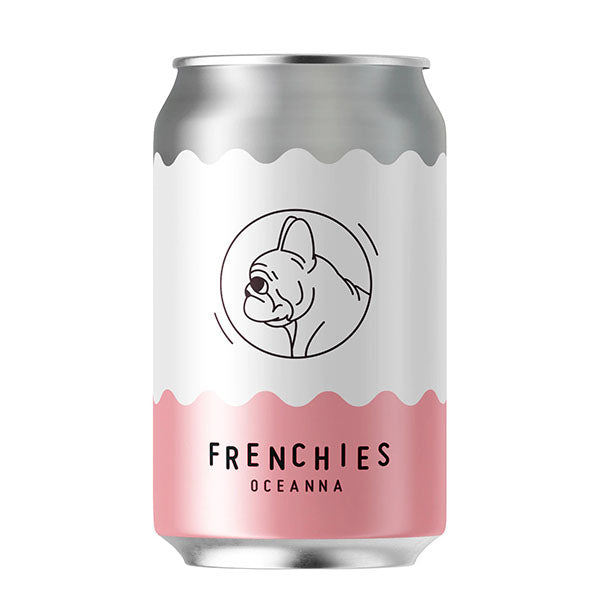 Frenchies Oceanna Raspberry Saison Cans 330ml