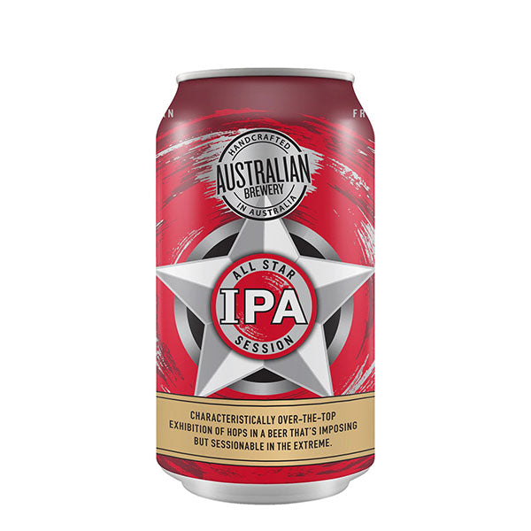 Australian Brewery All Star Session Ipa 375ml