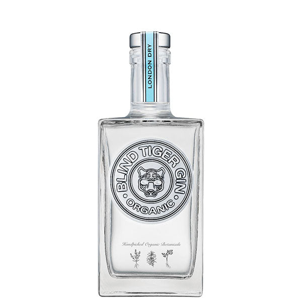 Blind Tiger Organic Gin Bottle 700ml