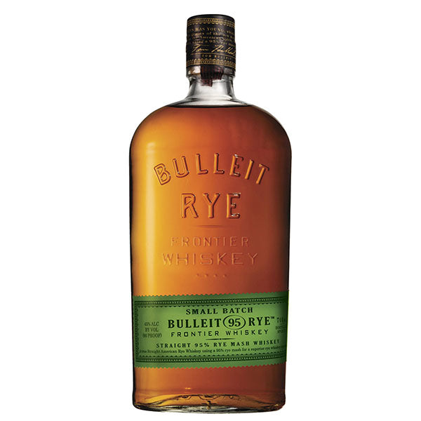 Bulleit 95 Rye Small Batch Frontier Whiskey 700ml