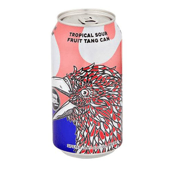 Two Birds Tropical Sour Fruit Tang Cans 375ml