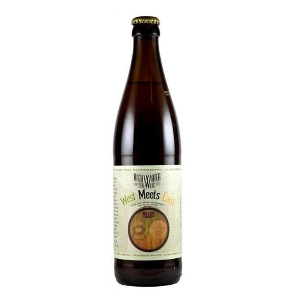 West Meets East B.A. Fruit Sour Bottles 500ml - Pack Of 12