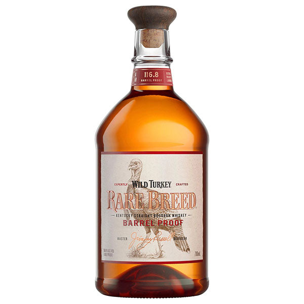Wild Turkey Rare Breed Kentucky Straight Bourbon Whiskey 700ml
