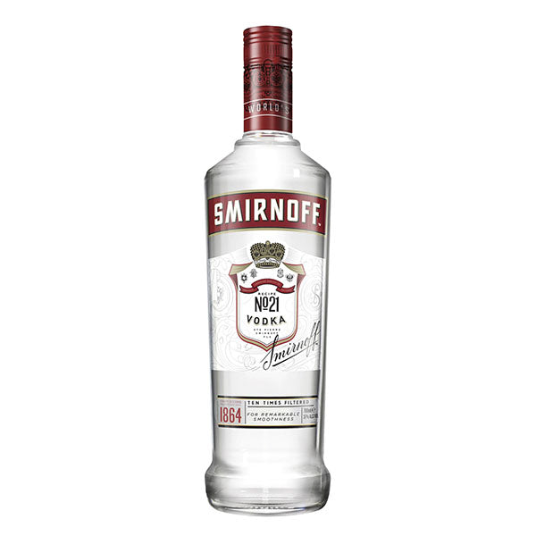 Smirnoff Red Label Vodka 700ml
