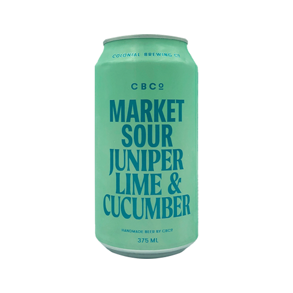 Colonial Market Sour Cans 375ml