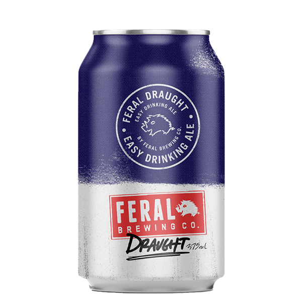 Feral Draught Cans 375ml