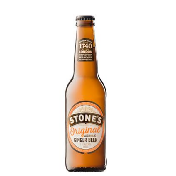 Stone's Original Ginger Beer 330ml