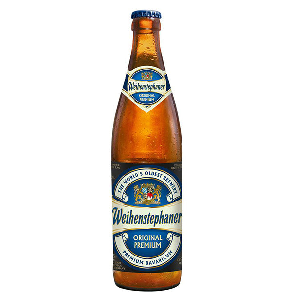 Weihenstephaner Original Bottle 500ml