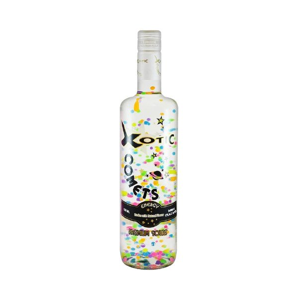 Xotic Comets Tutti Frutti Vodka 750ml