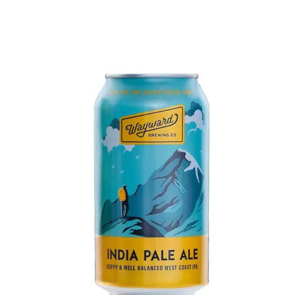 Wayward Brewing Co India Pale Ale 375mL