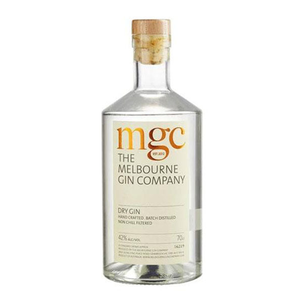 The Melbourne Gin Company Mgc Dry Gin 700ml