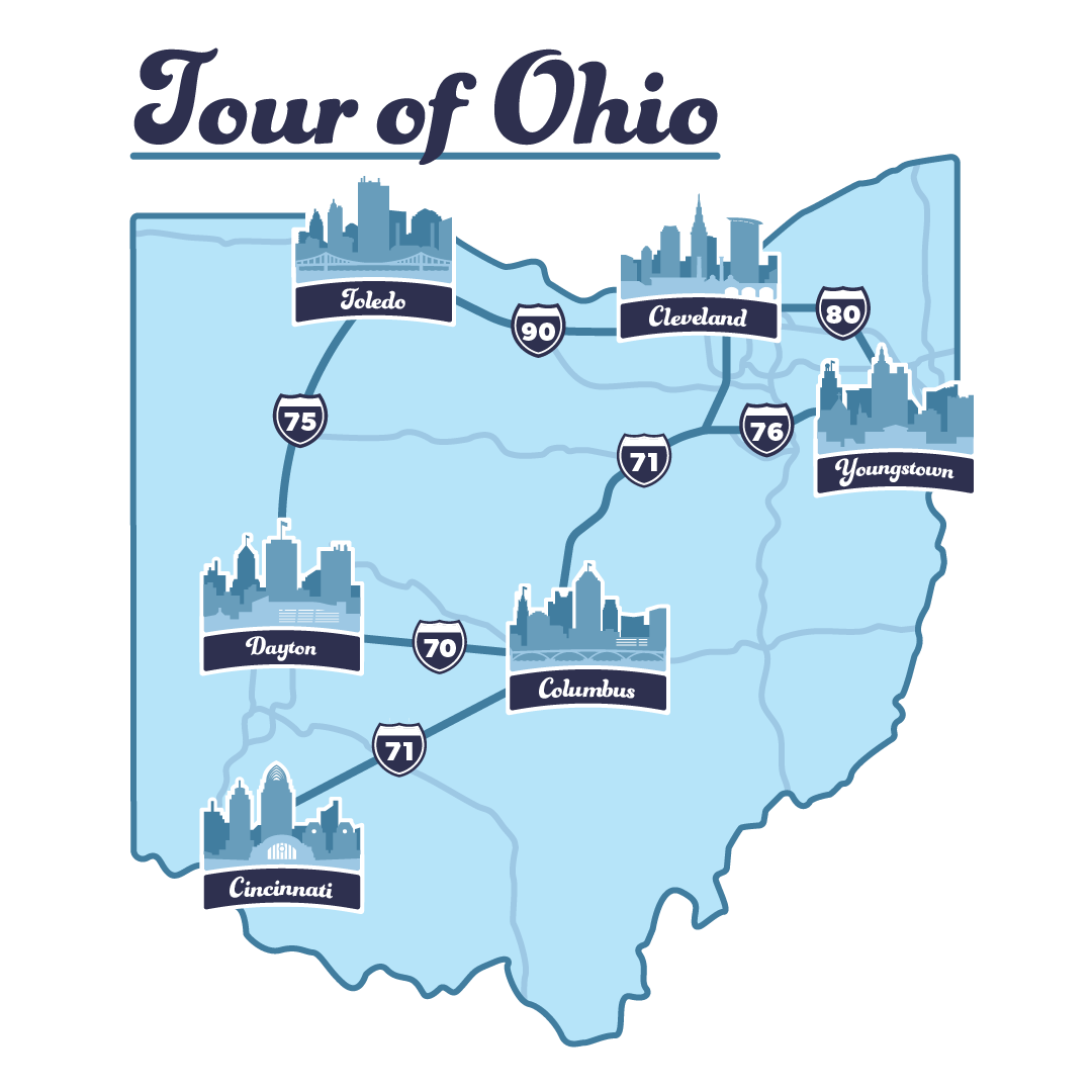Tour of Ohio