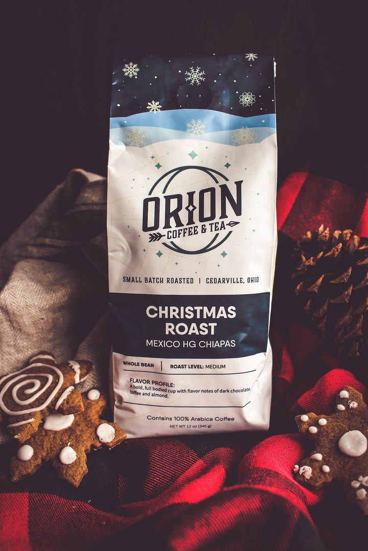 Orion Coffee & Tea Christmas Roast